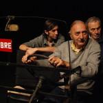 Reunión en el taxi de Oscar