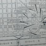Plano de ubicación del Banco